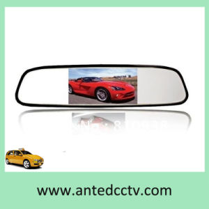 4.3 Inch Car Rearview Mirror TFT LCD Monitor for Backup, Parking, Reversing Camera pictures & photos