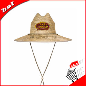 Hollow Straw Natural Straw Hat pictures & photos
