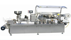 Dpp-260 High Quality Automatic Plate Type Tablet Blister Packaging Machine pictures & photos