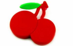 Cartoon USB Flash Drive Cherry Pen Drive Creative Gift Pendrive USB Stick Fruit Shape USB pictures & photos