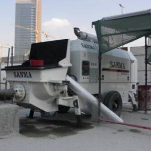 Factory Direct Sale Concrete Pump Diesel pictures & photos