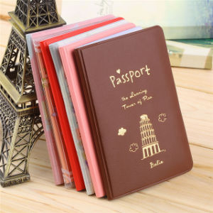Simple Travel ID&Document Holder Passport Cover