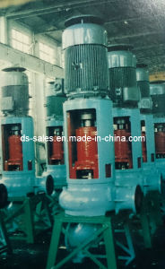 High Pressure Single Suction Vertical Centrifugal Sewage Pump