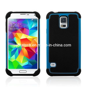 Basketball Grain TPU Case for Samsung Galaxy S5 pictures & photos