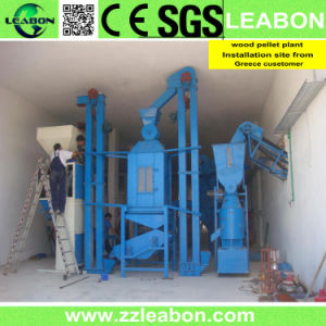 Ce 1t/H Biomass Sawdust Wood Pellet Production Line Price pictures & photos