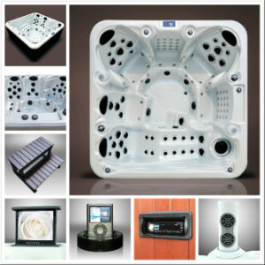 New Massage Pool Tub Jazzy Outdoor SPA (S601) pictures & photos