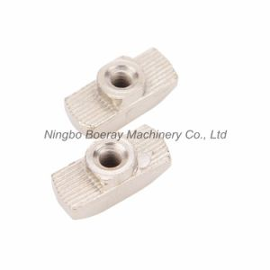 Hammer Head Nut for T-Slot Aluminum Profile 45 Series pictures & photos