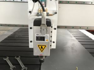 Wood Stone Marble Granite Metal Advertising CNC Router 1325 pictures & photos