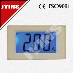 LCD Digital Mini Panel Meter Ammeter/Voltmeter (JY-85) pictures & photos