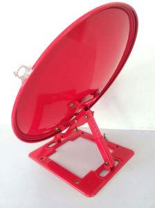 Ku35cm Offset Outdoor Satellite Dish TV Antenna pictures & photos