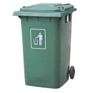 360L Big Size Plastic Dustbin (FS-80360) pictures & photos