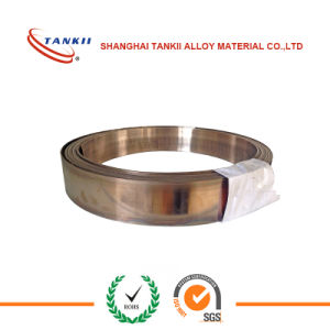 Nickel copper CuNi 23 alloy strip pictures & photos