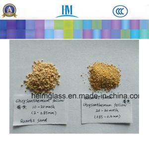 A021 Silica Sand, Quartz Sand, Quartz Mineral for Marble pictures & photos