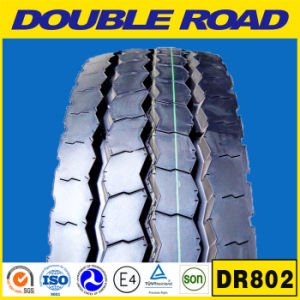 DOT Approved Cheap Rubber Radial Low Profile Truck Tires 9.00r20 900r20 Truck Tires Manufacturer pictures & photos