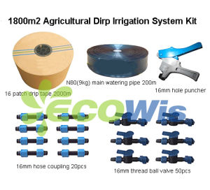 1800 Sqm Agricultural Drip Irrigation System (HT1128) pictures & photos