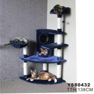 Luxury Corner Cat Tree (YS80483) pictures & photos