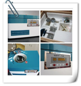 Laboratory Oxygen Bomb Calorimeter Equipment pictures & photos