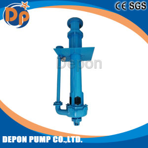 Vertical Spindle Slurry Pump, Dewatering Sump Pump pictures & photos