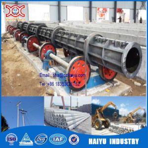 Concrete Pole Plant Machine pictures & photos