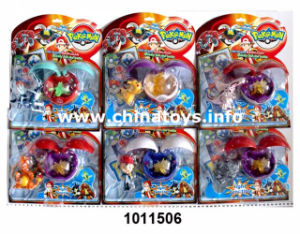 Hot Selling Novelty Toy Plastic Doll Toys (1011511) pictures & photos