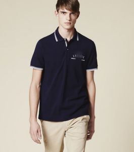 Private Logo High Grade Short Sleeves Embrodered Casual Men′s Polo Shirt pictures & photos
