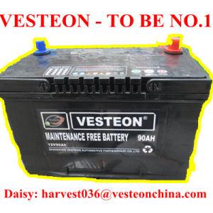 12V Maintenance Free Lead Acid Car Battery DIN100 pictures & photos