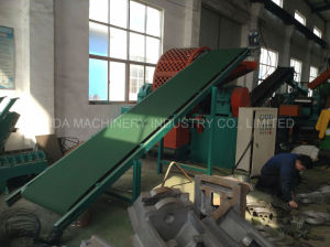 Scrap Waste Tire Recycling Production Line Plant Factory Manufacturers Machines pictures & photos