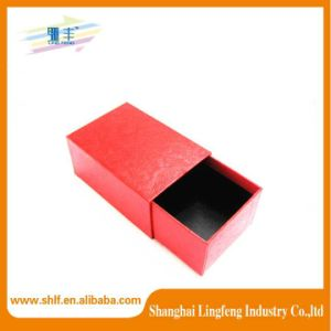 Red Folding Paper Box, Custom Paper Box, Paper Box Printing