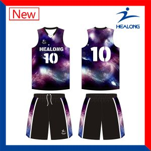 Start-Sky Sublimation Basketball Jerseys Uniforms Shirts pictures & photos
