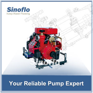 27HP Honda Portable Gasoline Engine Self-priming Fire Water Pump pictures & photos