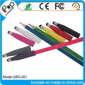 Promotional Pen Stylus Pen Pencil Cap Stylus for Touch Panel Equipment