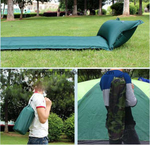 Waterproof Camping Mat Self-Inflating Mat pictures & photos