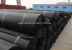 Fish Farm Pond Liner 1.5mm Waterproofing HDPE Geomembrane pictures & photos