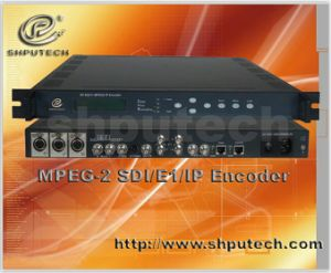 MPEG-2/Sdi/IP Encoder (SP-E5211)