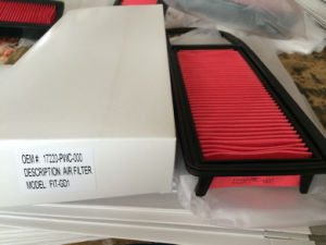 Air Filter Use for Honday Car (OEM 17220-PWC-000)