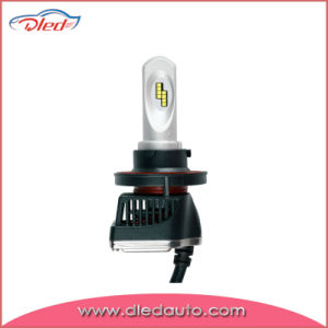 Multi-Volt Design 10V-32V with Fan Car LED Headlight