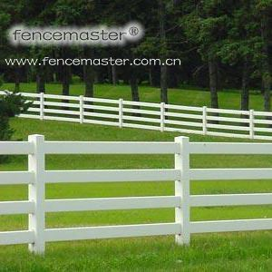 Rail Fencing for The Horse Ranch pictures & photos