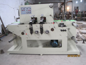 Rotary Die Cutting Machine With Slitter (FQ-320Y)