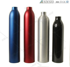 Factory Aluminum Alloy Air Tanks Pressure pictures & photos