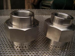 Stainless Steel Casting Union, Pipe Fittings Union, Fittings pictures & photos