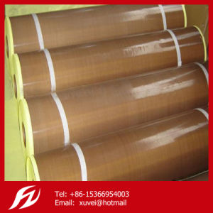 0.18mm Thickness PTFE Tape Teflon Tape with Adhesive pictures & photos