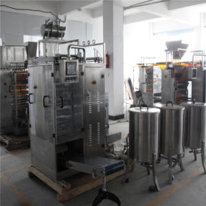 Sachet Pure Water Four-Side Sealing and Multi-Line Packing Machine pictures & photos