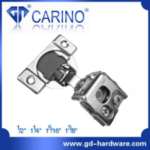 Iron American Hinge with Soft Closing for Cabinet (BT410) pictures & photos
