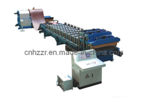 Tile Forming Machine with Double Pressing System