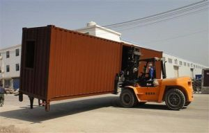 shipping container house for Labor Camp/Hotel/Office/Accommodation (SH101) pictures & photos