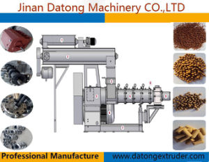 Catfish Feed Pellet Extruder Machine pictures & photos