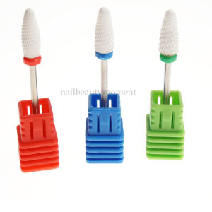 Ceramic Nail Drill Bit Grinding Head Burrs (ND011)