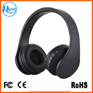 Fashion 4 in 1 Wireless Stereo Bluetooth Headphone with 130mA Battery pictures & photos