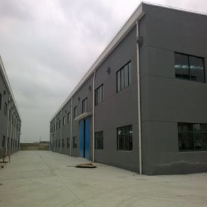 Light Steel Structure Warehouse with 10 Ton Crane pictures & photos