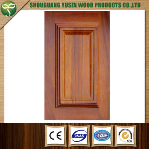 PVC Film Kitchen Cabinet Door pictures & photos